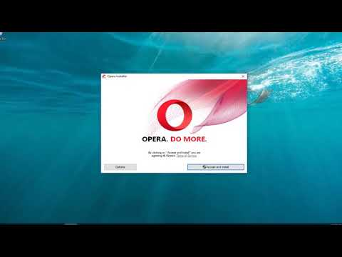 How To Download And Install Opera Web Browser