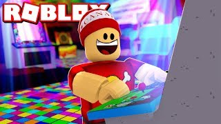 BUILDING MY STORE $1 million VIDEO GAME on ROBLOX → Arcade Tycoon 2019 🎮