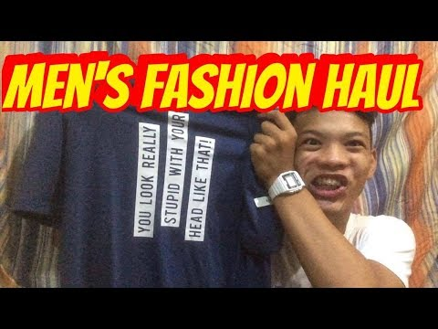 Men's Fashion Haul // Artwork - Iconic - Shorts Market ...
