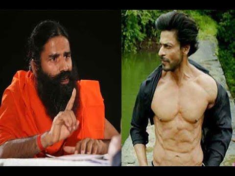Ramdev Ask Shahrukh Khan To Return Money Earned From Awards
