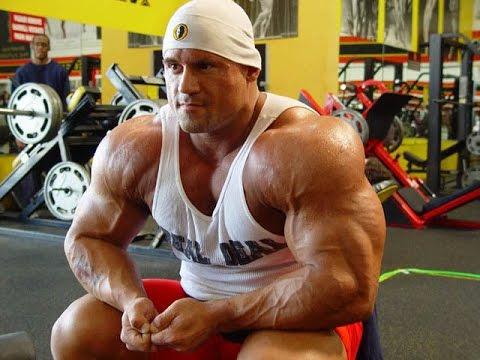 IFBB pro talks steroids HGH PCT