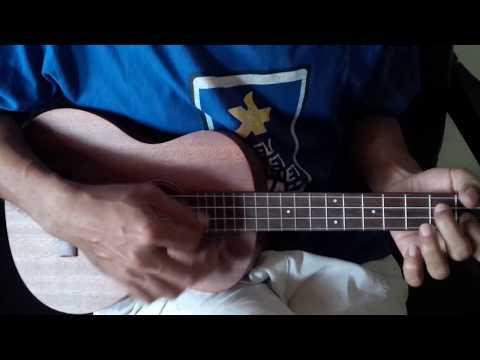 bengawan solo ukulele simple chord