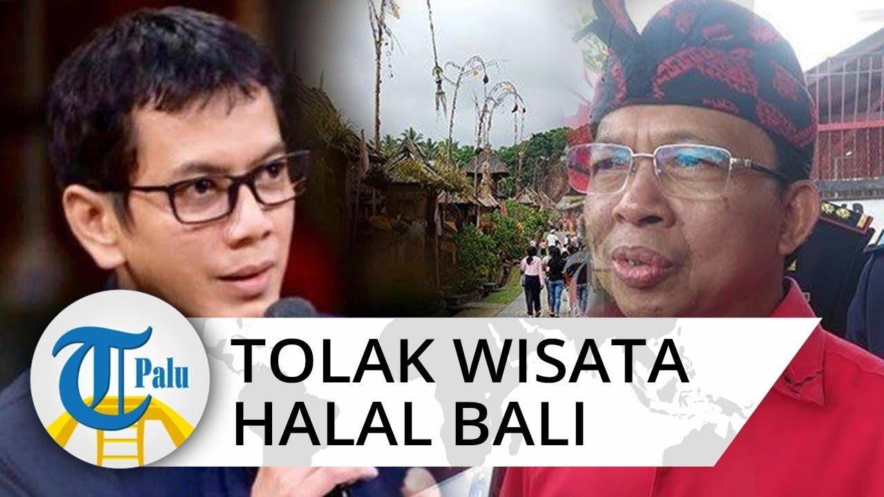 Rencana Wishnutama Wisata Halal Di Bali Ditolak Gubernur Bali