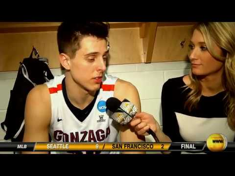 Drive for the Title: Gonzaga reacts after defeating West Virginia