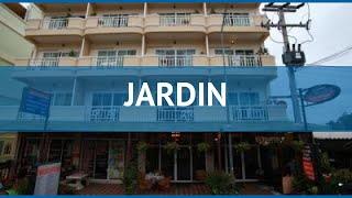 JARDIN 3* Таиланд Паттайя обзор – отель ЖАРДИН 3* Паттайя видео обзор