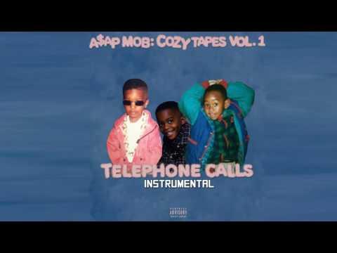 A$AP Mob - Telephone Calls (Instrumental)