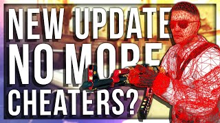 NEW CS:GO ANTI-CHEAT UPDATE (NO MORE CHEATERS?!)