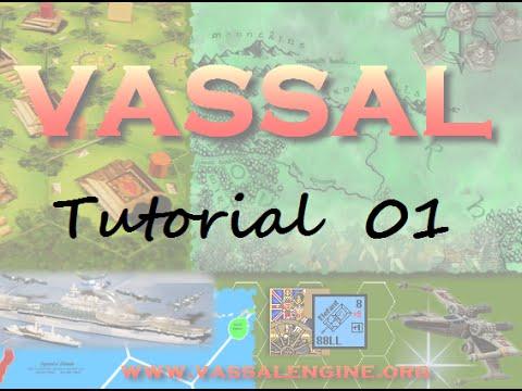 Vassal Game Engine - Tutorial 01