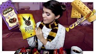 Englische Süßigkeiten, Harry Potter Theaterstück & Tattoos   Mukbang