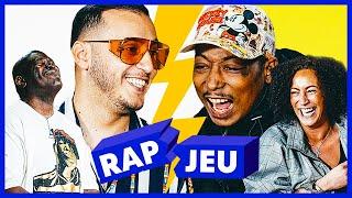 Guizmo vs Soso Maness - Rap Jeu #5 avec Driver & Juliette Fievet