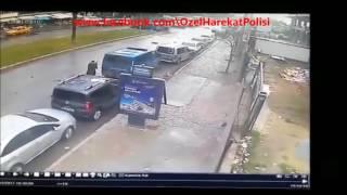 Şehit Polis Fetih Sekin Kahpe Evlatlarını Böyle Vurdu - İzmir Adliye Saldırısı