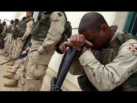 Iraq War? (Sad Iraq War Video) *Song by Fort Minor* - YouTube