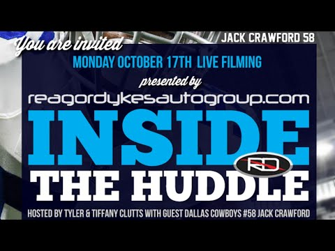 Inside the Huddle 2016 show #6 with Tyler Clutts and Jack Crawford