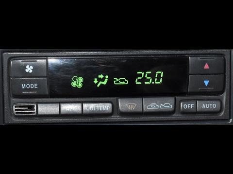 Секреты климата. Subaru Forester SF5