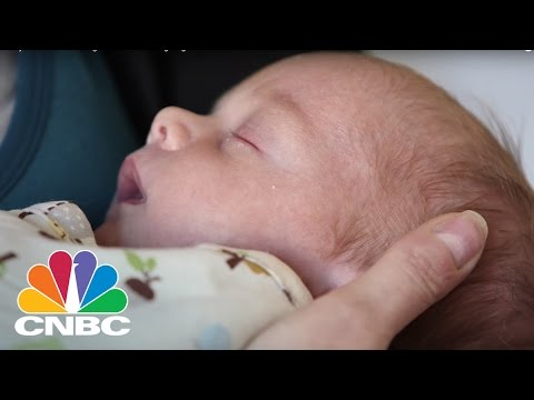 Bloomlife Pregnancy Device Takes The Guesswork Out Of Going Into Labor | CNBC
