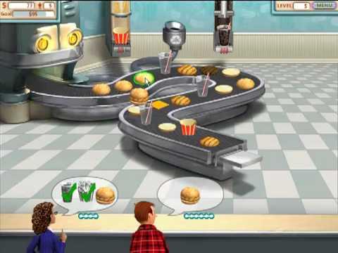 Burger Shop Level 1 ~ 9