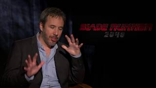 Blade Runner 2049 Interview - Denis Villeneuve streaming