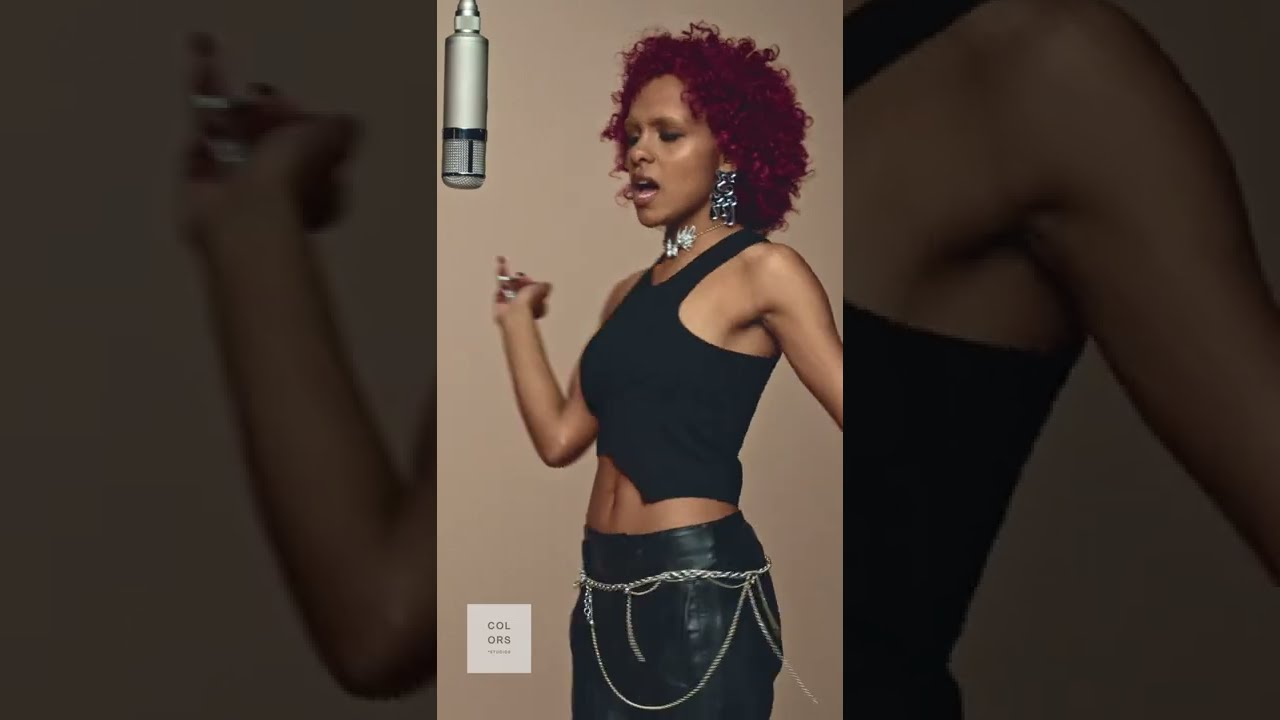 Crystal Murray brings the power moves on 'BOSS' 💪  | COLORS #Shorts