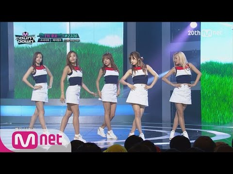 Apink(에이핑크) - Remember M COUNTDOWN 150730 EP.435