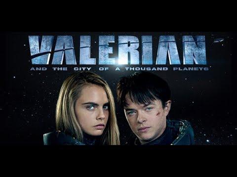 VLOG: х/ф Валериан и город тысячи планет (АДСКАЯ НЕНАВИСТЬ ВНУТРЕ, смотреть осторожно, с опаской!)