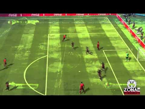 FIFA 14 WC - Manda Centros de Miedo / Tips trucos FIFA 14
