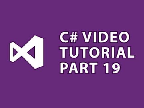 C# Tutorial 19 WPF & XAML