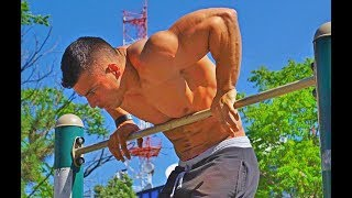 Video StrongMan Calisthenics Workout Monster 2017 - Dejan Stipke download MP3, 3GP, MP4, WEBM, AVI, FLV Januari 2018