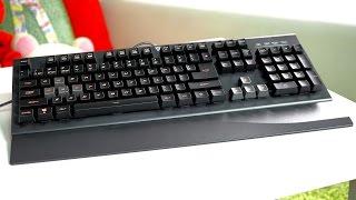 UV 塗層 流線設計 混合式鍵軸 ThunderX3 TK40 電競鍵盤