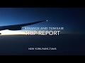 Airfrance & Tunisair - Trip Report