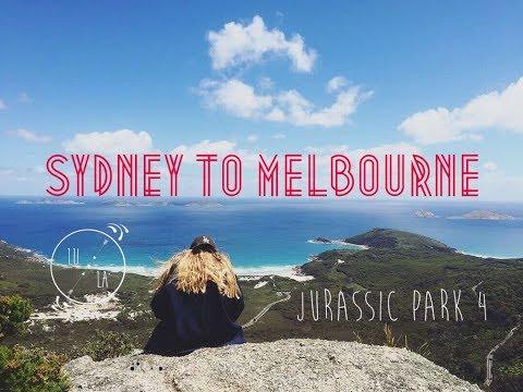 Australia / Work & Travel / From SYDNEY to MELBOURNE