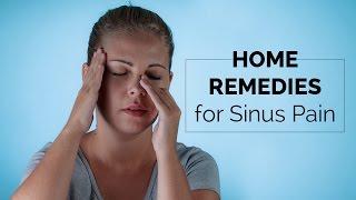 Home Reme Sinus Pain