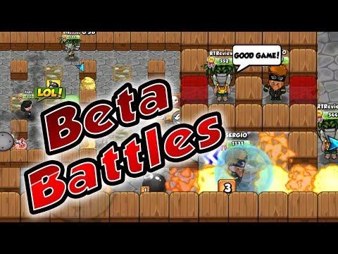 Bomber Friends ⚔️ Beta Battles🤯
