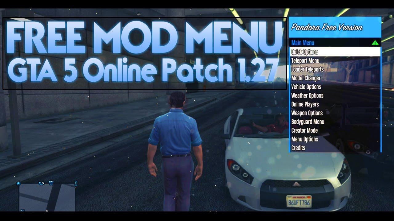 GTA 5 Online BEST FREE quotMOD MENUquot GTA 5 127 Mods RGH