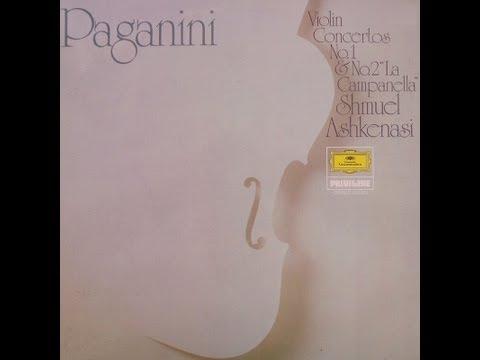 Paganini: Violin Concerto