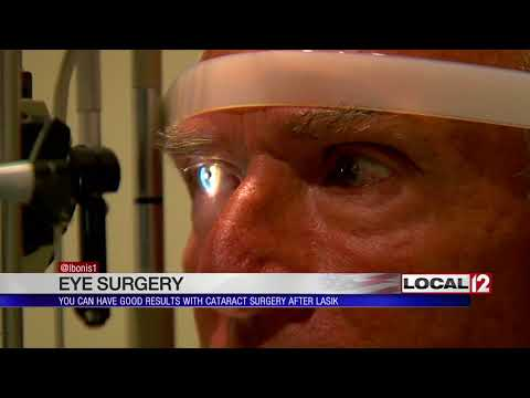 Patient Attests That You Can Have Good Results With Cataract Surgery After Lasik