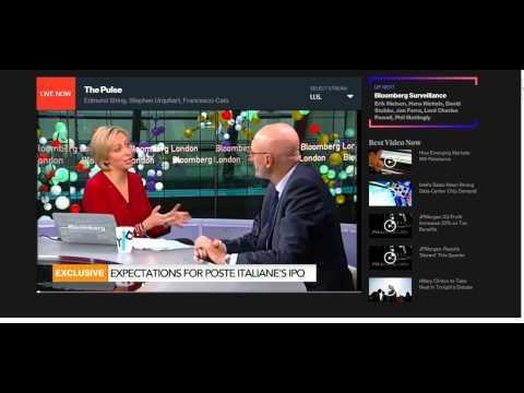 Comment regarder Bloomberg TV en direct live sur internet ?