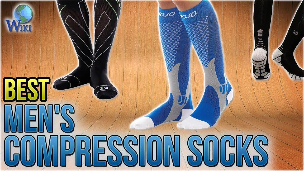 3d294d05537 8 Best Men's Compression Socks 2018 - YouTube