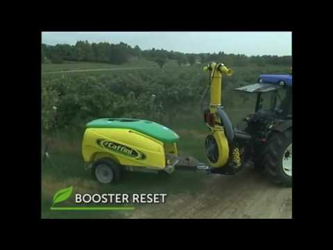Caffini Booster Reset ART