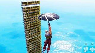 10 Best FORTNITE CREATIVE MODE BUILDS on Youtube
