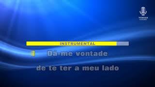 ♫ Demo - Karaoke - MENTIRA - João Pedro Pais