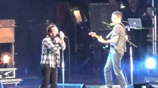 Pearl Jam en Chile 2015 - Even Flow