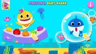 PINKFONG! Baby shark game kids