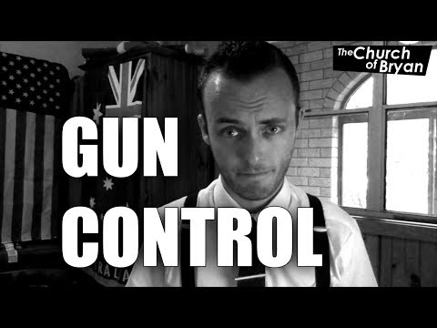GUN CONTROL (From an American living in Australia)