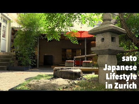 Japan in Zurich: Sato – Slow Living | Design & Furniture