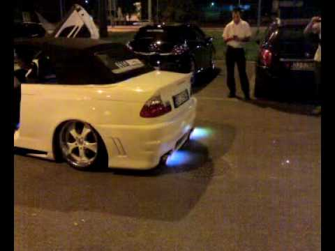 Car Customization Questions - How does the flame come out of the ...