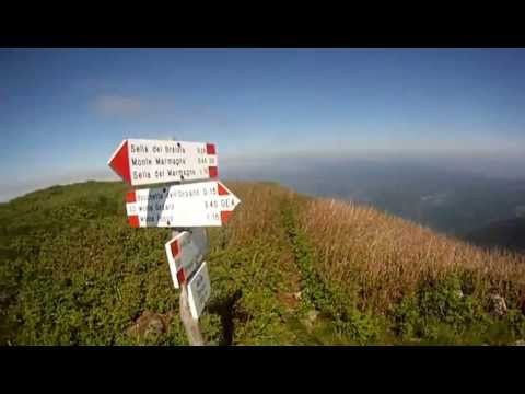 Attivazione SOTA IZ5GHD/P Monte Braiola...