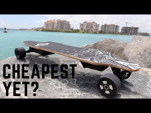 Yeeplay Electric Skateboard | Another cheap option?