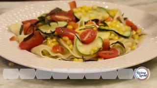 Charleston Summer Pasta Dish by Lauren Furey