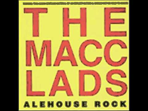 The Macc Lads   All Day Drinking