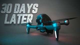 DJI FPV Drone after 30 days of flight! Did I change my mind?